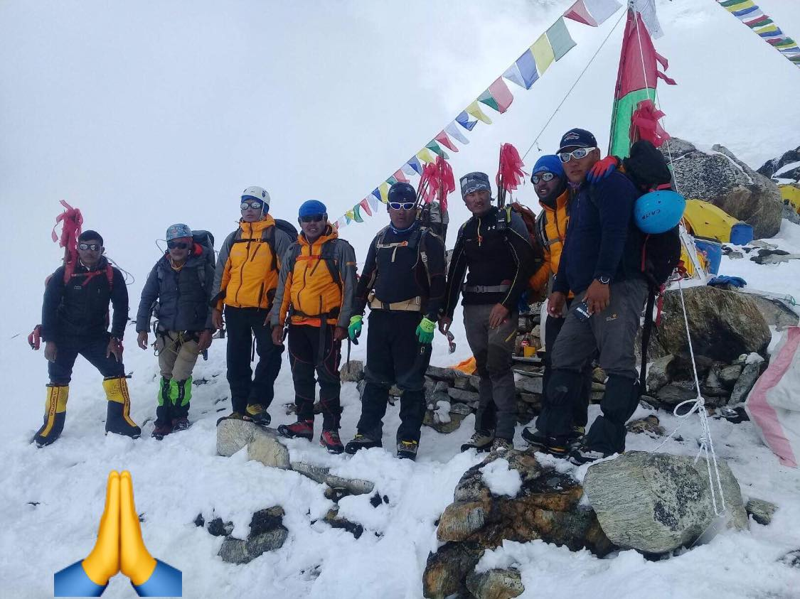 Four Hundred six Climbers ready to climb 15 peaks in Nepal Himalayas this spring Wise Them Good Luck