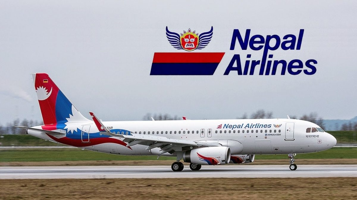 Nepal Airlines held passengers against int'l air safety protocols