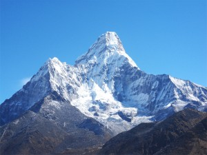 Mount Amadablam Expedition Peak