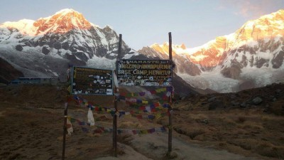 Annapurna Base Camp Trek is one of the best and popular trekking trails in Nepal