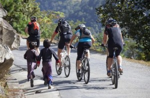 Bhutan Thunder Dragon Ride- mountain Biking tour in Bhutan
