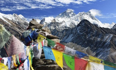 Everest Base Camp Charity challenge trek