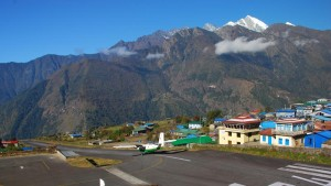 Lukla Airport- Gate way to the Everest