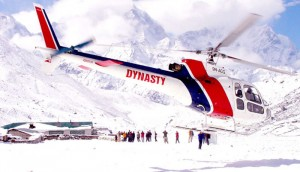 Rescue Service from High Altitude