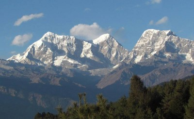 Pikey Peak is one of the tallest Hills in Solukhumbu Region and is one of the newly opened trekking destinations. In Pikey Peak trek one can enjoy the magnificent view of Everest Himalayan Range