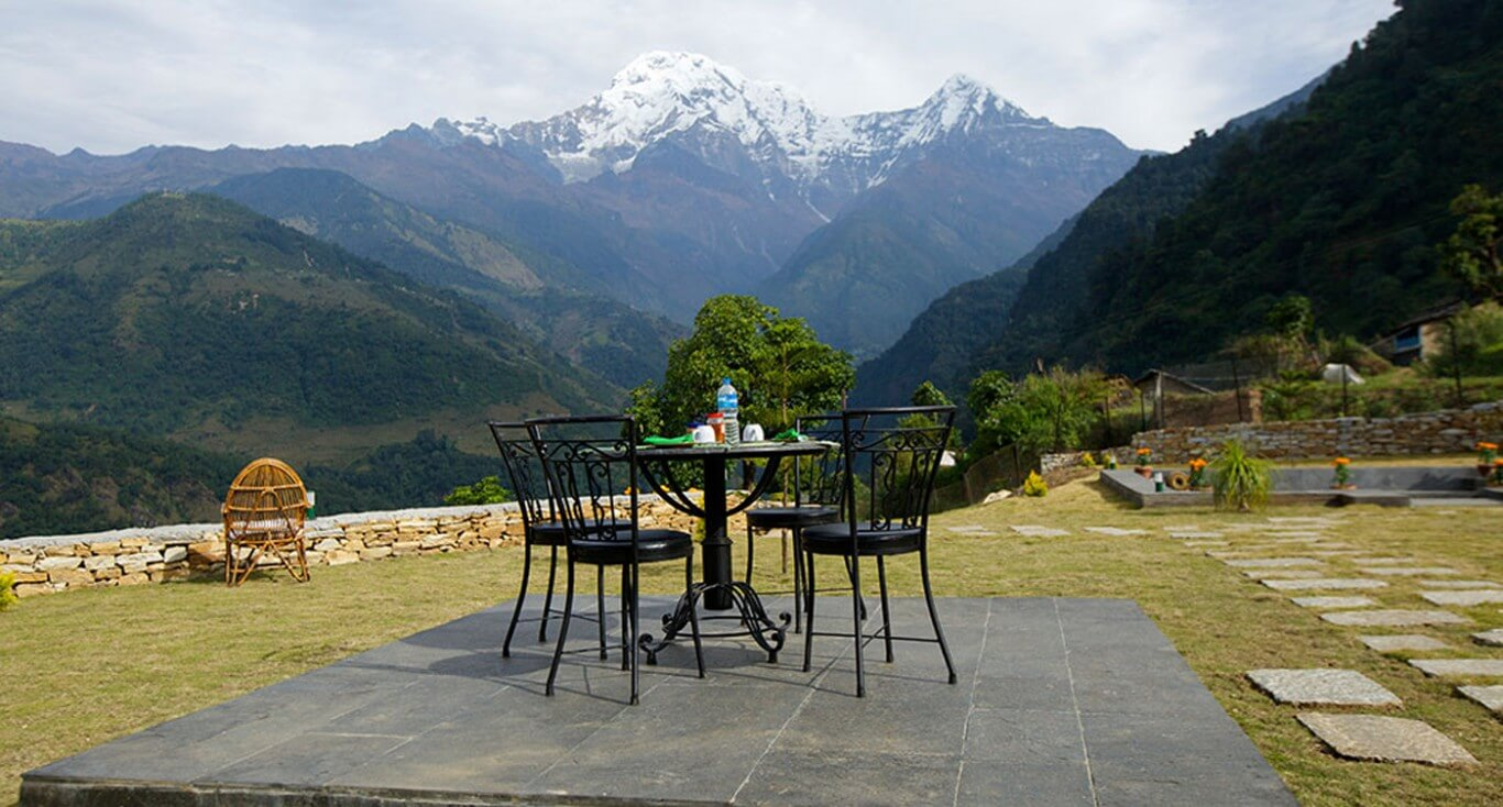Landruk and Ghandruk Trek