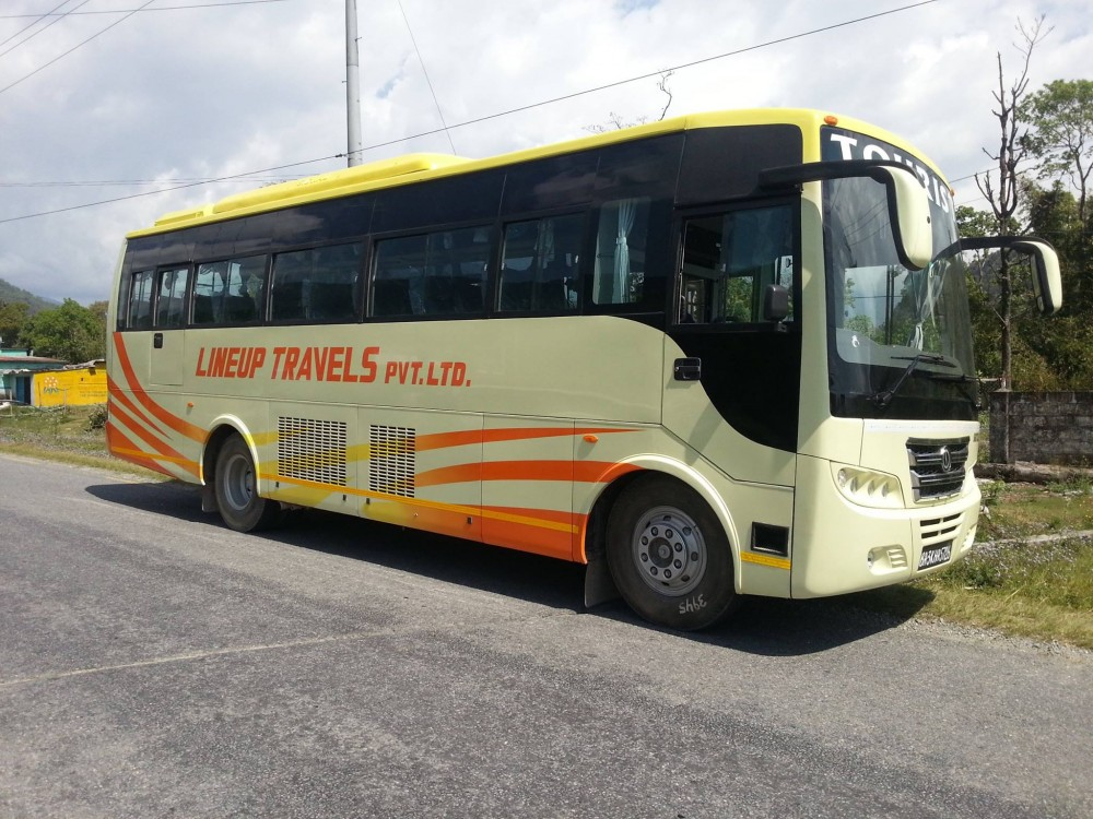 Nepal Bus Ticketiking Ac Deluxe Bus Tickets Booking