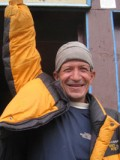 Mr balaram puri- trekking guide and porter in nepal