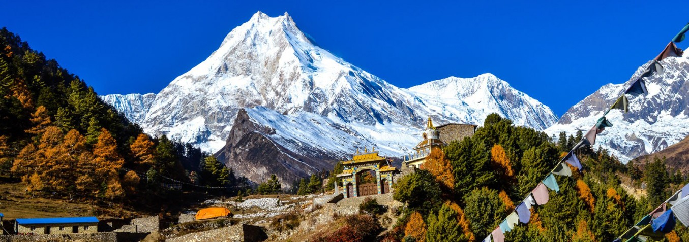 Gorkha and Manaslu Trekking